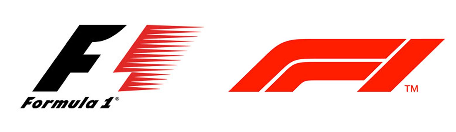 F1-Logos
