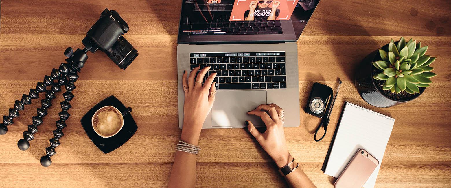 Vlogger-Social-Influencer